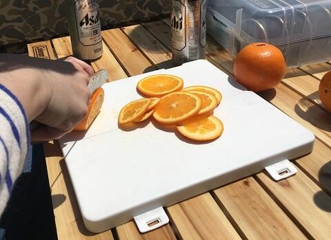 カットオレンジ