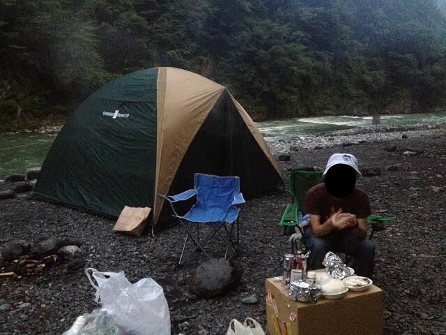 貧乏キャンプ
