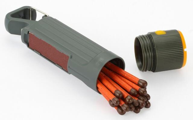 UCO (ユーコ) LEDランタンファイヤーフライのマッチ入れ