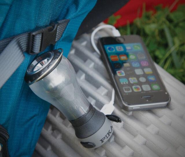 UCO (ユーコ) LEDランタン充電機能