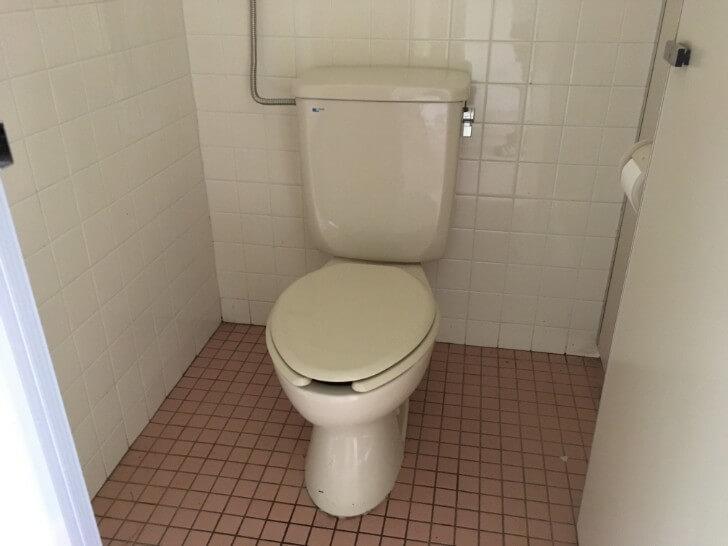 トイレの洋式便器