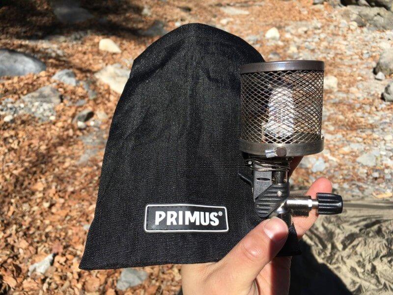 プリムス(PRIMUS) マイクロランタンと収納用の袋